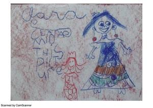 Drawing Ben + Clara
